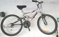 2 x BMX Style Bikes