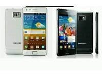 Brand New Orignal Samsung Galaxy S2 Uk Stock GT-I9100-16GB-White,Black(Unlocked)With Warranty