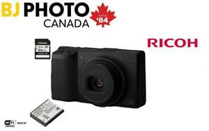 RICOH GR III CAMERA BUNDLE (GRIII)