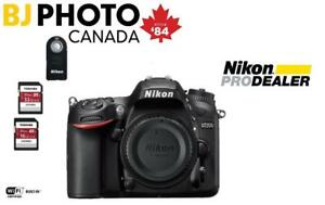 Nikon D7200 Body - BUNDLE