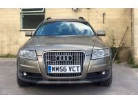 LHD Audi A6 3.0 Allroad TDI Quattro Automatic Tiptronic 2006 For Sale, 4x4 12 Months MOT‏