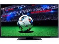 NEW CONDITION 49 INCH LED FULL HD TV WITH BUILT IN FREEVIEW**DELIVERY IS POSSIBLE**