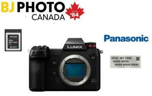 *NEW* PANASONIC S1 BODY BUNDLE | BJ PHOTO LABS