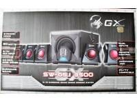 Surround system excellent condition still boxed