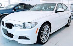 2015 BMW 3 Series ***8500 Kilomètres!!!***