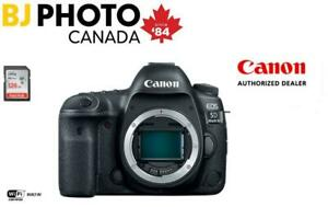 CANON 5D Mark IV Body + 128GB Memory Card Included | BJ PHOTO LABS