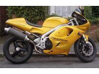 Triumph Daytona 955i 1997 Low Mileage