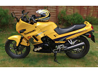 2001 Kawasaki Ninja 250r - EX250-F16 - (GPX250) - 6,500 Miles - EXCELLENT Condition