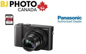 Black Friday Pricing Starts Nov. 23 ** NEW! PANASONIC LUMIX ZS100 CAMERA BUNDLE