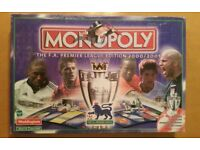 Monopoly - F.A. Premier League Edition 2000/2001