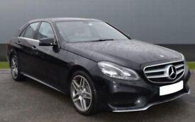Mercedes E250 CDI 2013 Black