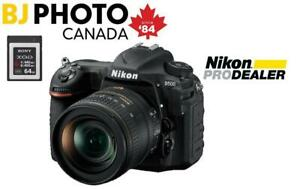 NIKON D500 16-80 VR LENS BUNDLE | BJ PHOTO LABS