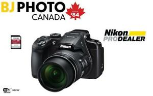Nikon B700 Ultra-Zoom Camera - BUNDLE
