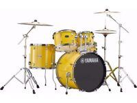 Yamaha Rydeen Fusion Drum Kits (Mellow Yellow / Fine Blue)