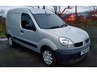 2007 RENAULT KANGOO 1.5 DCI 86.000 -1 OWNER- TIMING BELT AND SERVICE JUST DONE-PART EXCHANGE WELCOME