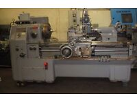 OKUMA LS STRAIGHT BED CENTRE LATHE