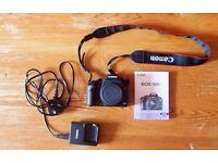 Canon EOS 500D 15-megapixel digital single-lens reflex camera!