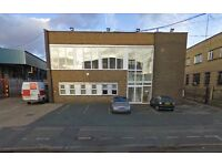 Large Open Warehouse Yard Space - 6500 sq ft - East London