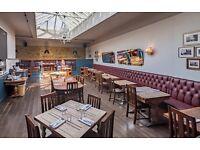 Chef de Partie - Kentish Town £8.50 + service charge!