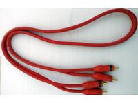Cambridge Audio Atlantic Interconnect. 1 Metre Decent condition.