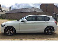 BMW 118d Sport, 61 plate, 52k, 10months MOT, Full BMW service history, recently serviced