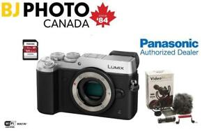 Panasoic Lumix DMC-GX8 - BUNDLE