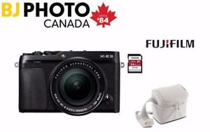 FujiFilm X-E3 Kit 18-55 f2.8-4 OIS - BUNDLE