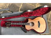 Taylor 712ce 12 fret LTD edition electro acoustic guitar (open to offers)