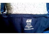 H&M Nursing/Maternity Top Size Medium
