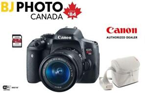 Canon T6i EF-S 18-55 IS STM Kit - BUNDLE