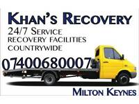 BRAKEDOWN RECOVERY SERVICE FEOM £30