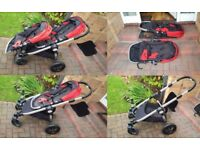 Baby Jogger City Select pram pushchair buggy