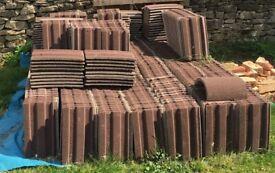 New: Redland-49 roof tiles
