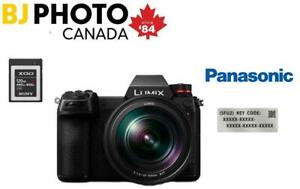 *NEW* PANASONIC S1 BODY + 24-105 BUNDLE | BJ PHOTO LABS