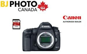NEW! CANON EOS 5D MARK III BODY - BUNDLE