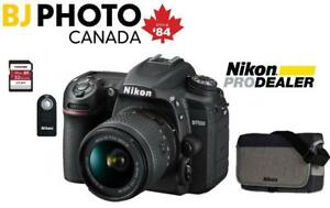 NIKON D7500 KIT 18-55 VR + BUNDLE SPECIAL (FULL NIKON WARRANTY)