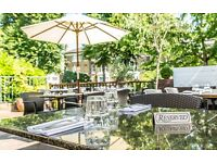 commis chef needed for busy gastro pub