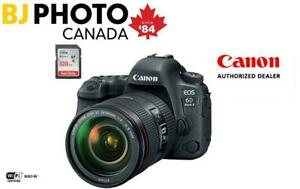 CANON EOS 6D MARK II + 14-105L IS II USM BUNDLE