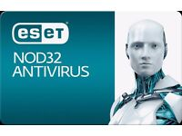 Eset Nod32 AntiVirus | SALE £15 | RRP £30 | 1 Year 3Pc's