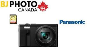 NEW! PANASONIC LUMIX ZS60 + 16GB Sandisk Memory Card