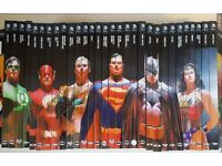 58 x DC Comics Hardback Graphic Novel Collection (1-49 + 7 Specials & 2 Upsells)