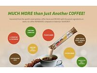 Slim Roast Coffee and other great tasting beverages