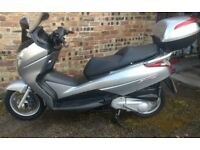 Honda 125cc 'Silver Wing' Scooter, 2008