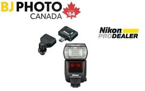 Nikon SB5000 Flash w/ Wireless Transmitter - Boxing Week Flyer Promo