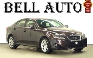 2012 Lexus IS 250 70KMS! SUNROOF LEATHER INTERIOR ALL WHEEL DRIV