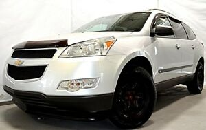 2010 CHEVROLET TRAVERSE  TA LS A/C CRUISE 7 PASSAGERS GROUPE ELE