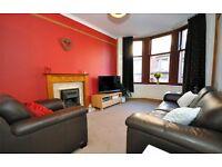 West End – Kildonan Drive– Bright Spacious Traditional Flat (1st floor)
