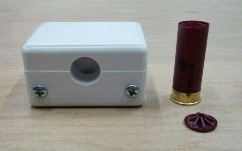 12 Gauge shotgun shell de-capper crimp cutter