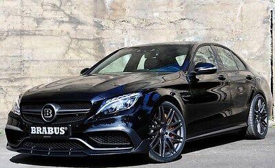 BRABUS Gewindefahrwerk für Mercedes Benz C-Klasse ( W205 )