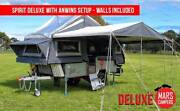 Mars Spirit DeLux Camper Trailer Whyalla Whyalla Area Preview